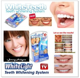 White Light Tooth Teeth Whitening System Personal Dental Care