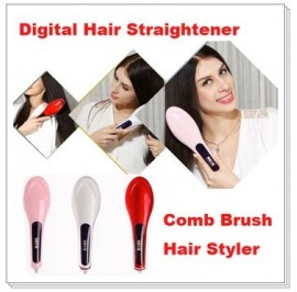 Beautiful Star Electric Hair Straightener Beauty Star Straight Hair Comb