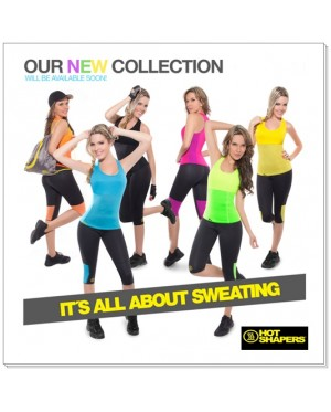 Sweat Plus Slimming Shapers - HOT SHAPER Singlet - 4 Colours