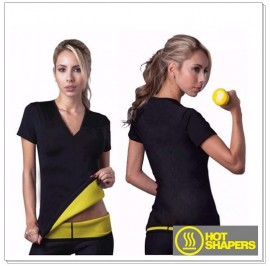 Sweat Plus Slimming Shapers - HOT SHAPER T-Shirt