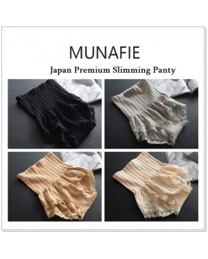 Japan MUNAFIE Premium High Waist slimming Shaping Panty / Panties / Underwear