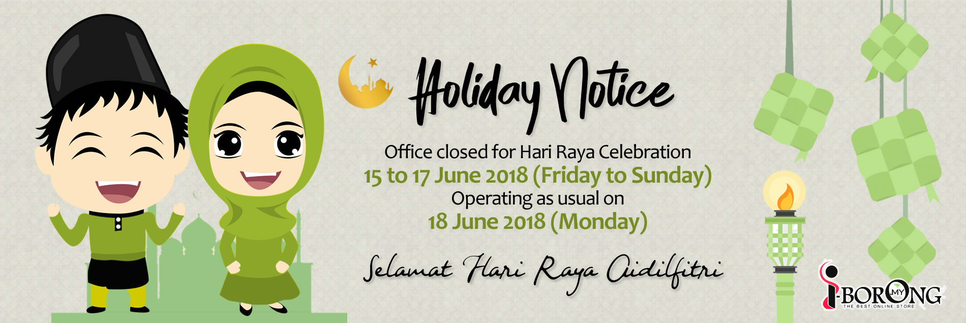 RAYA HOLIDAY DROPSHIP